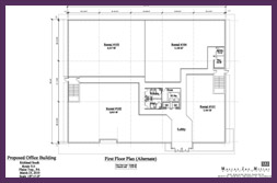 First Floor Plans