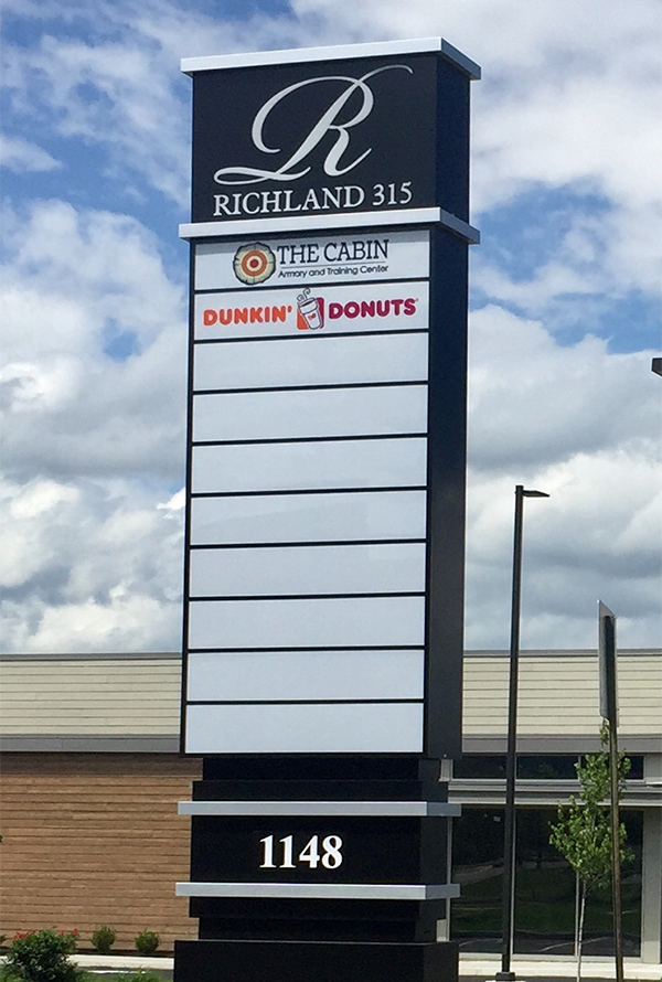 Proposed Pylon Sign for Richland 1149